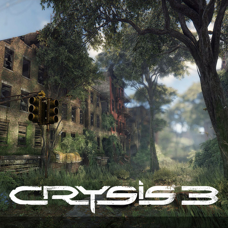 Crysis 3 - Welcome To The Jungle - Environment Art