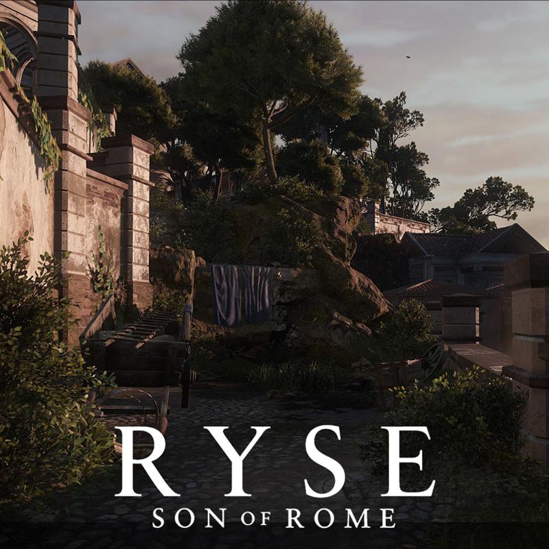 Ryse - Rome - Environment Art