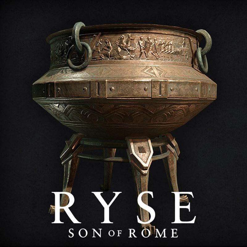 Ryse - Hero Assets