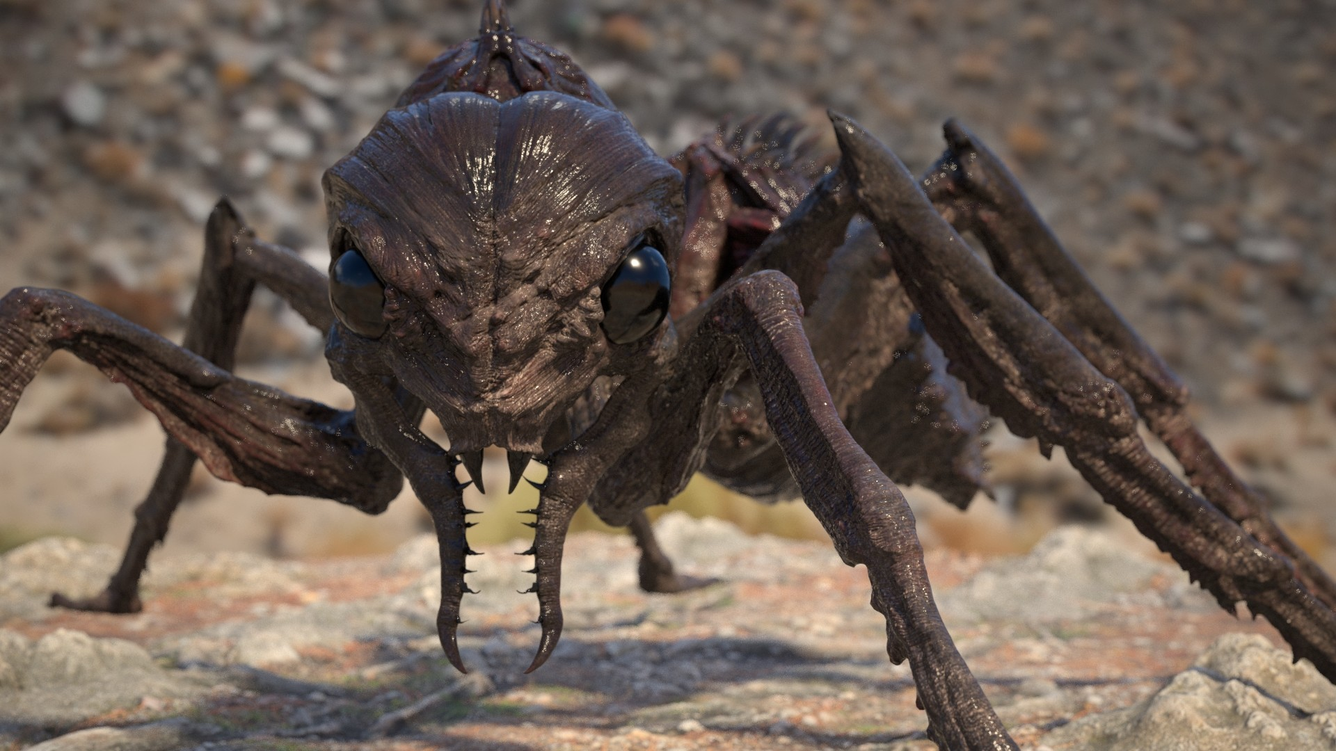 Ant Drone Monster