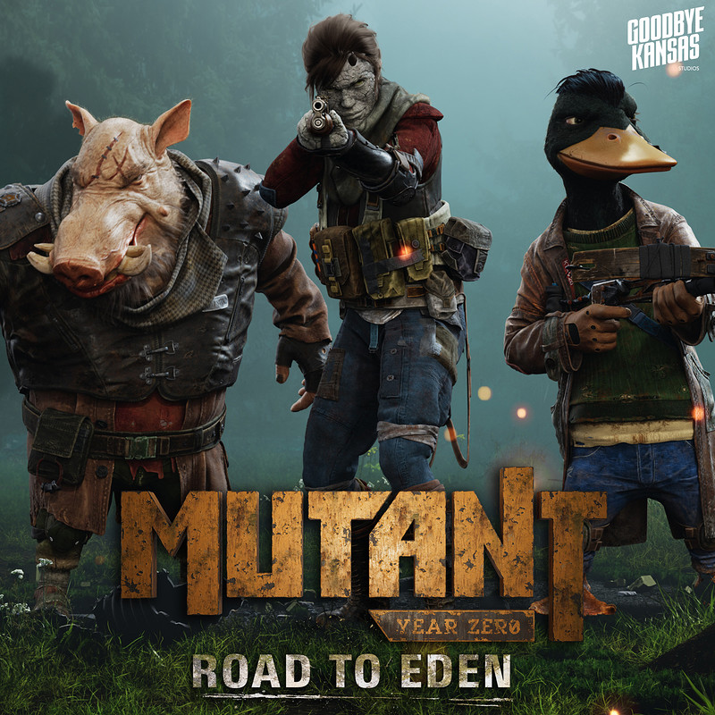 Mutant Year Zero: Road to Eden - Cinematic trailer