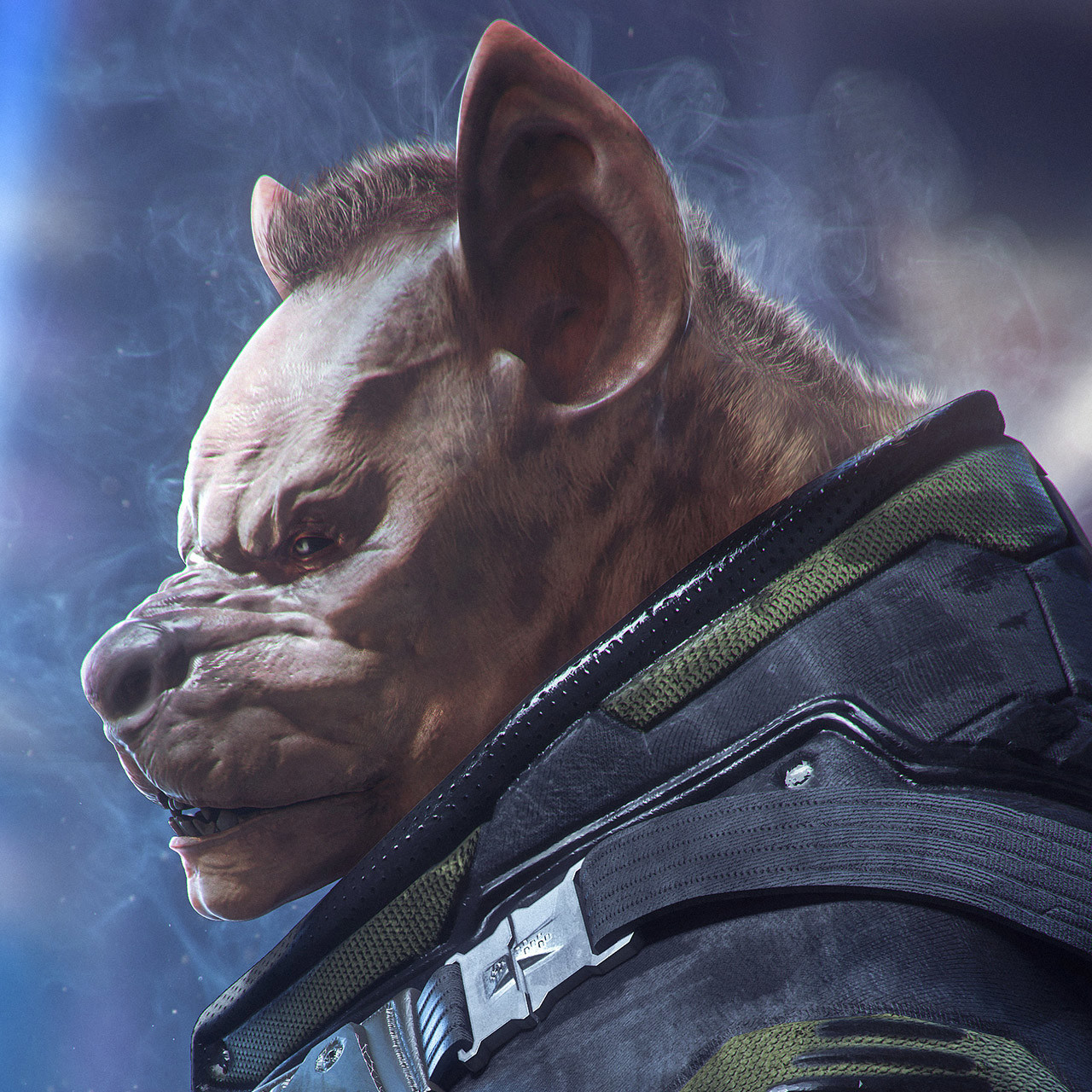 Mutant Squad - Hyena