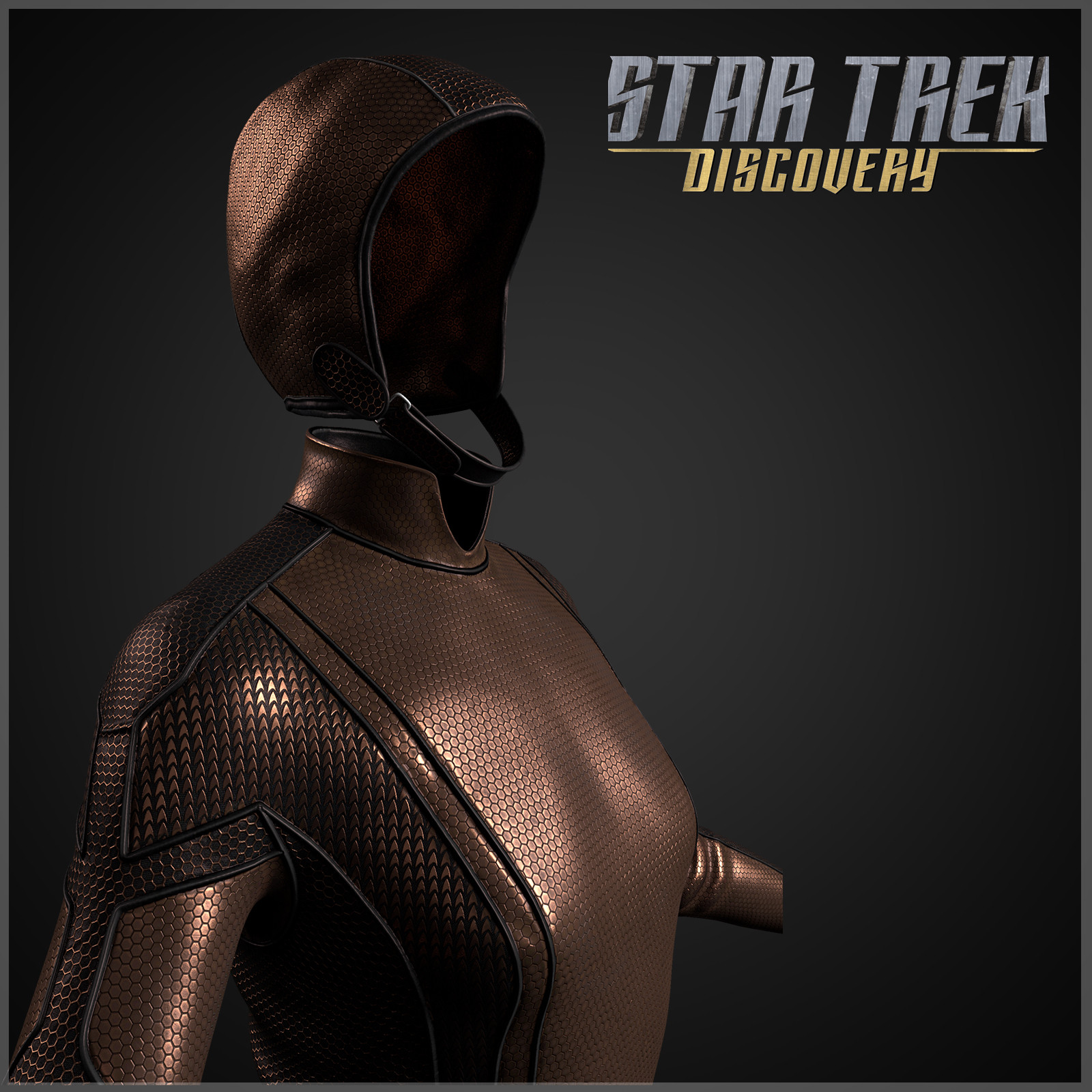 Star Trek: Discovery - Burnham