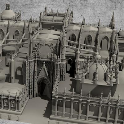 Sevilla Cathedal