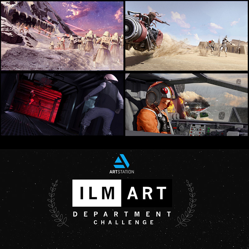 ILM Art Department Challenge 2016