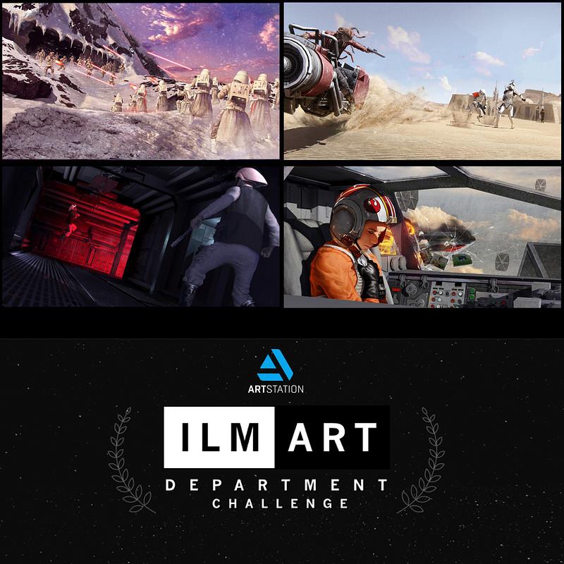 ILM Art Department Challenge 2016