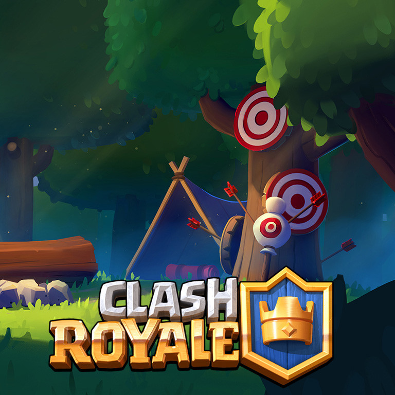 Clash Royale: Forest