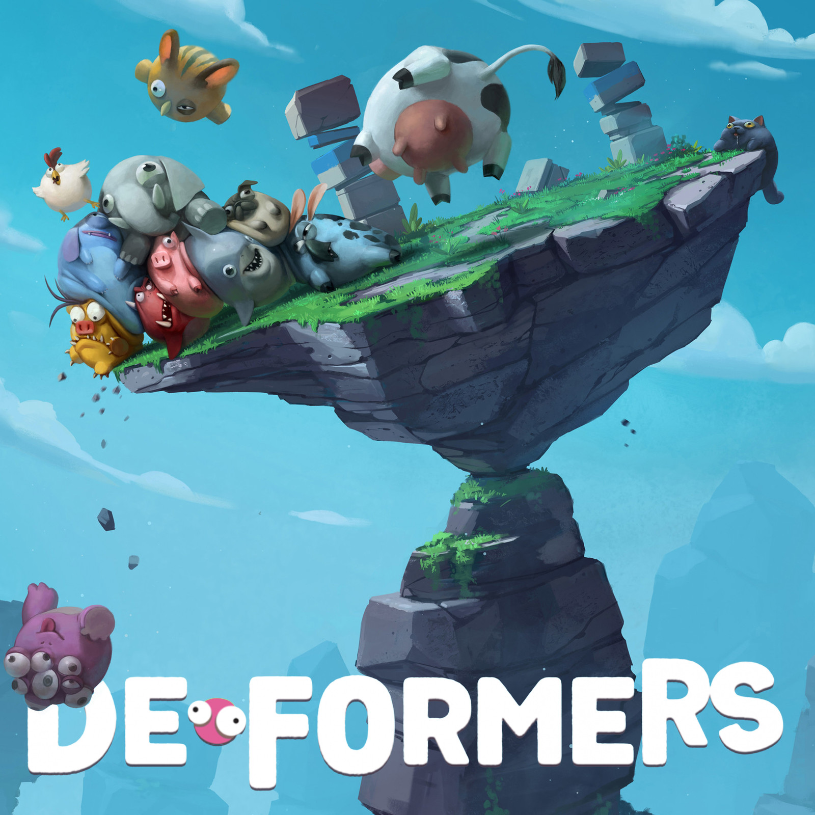 Deformers Promo Art