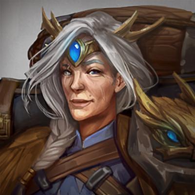 Liliann, the Faithful Knight