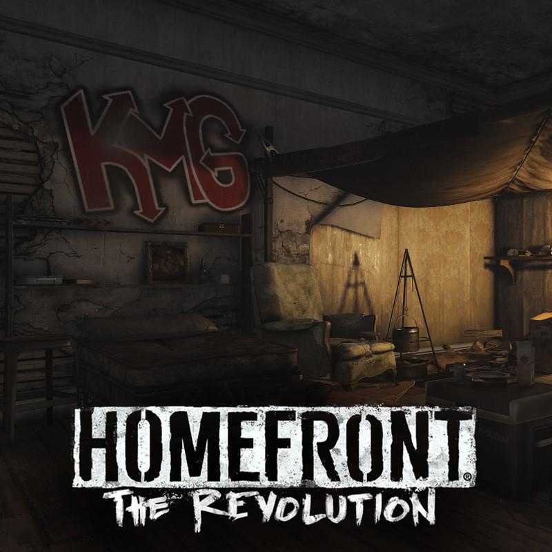 Homefront 2: The Revolution - Interiors