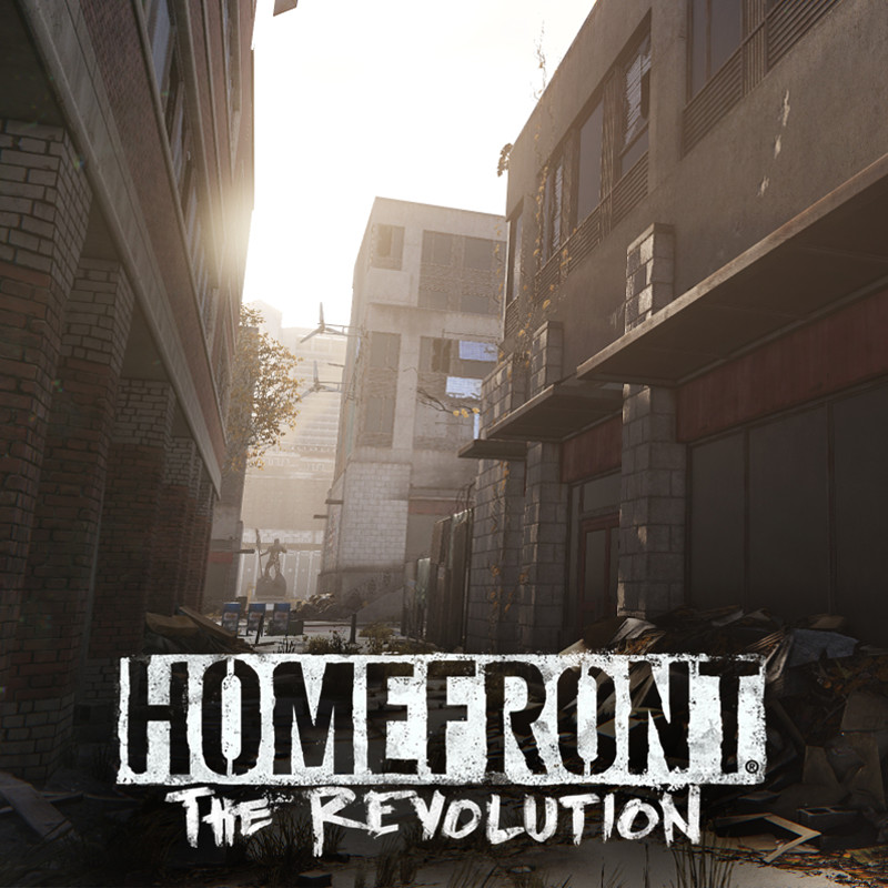Homefront 2: The Revolution -  Exteriors