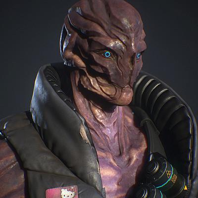 Anjar pratama alien walker pod thumb