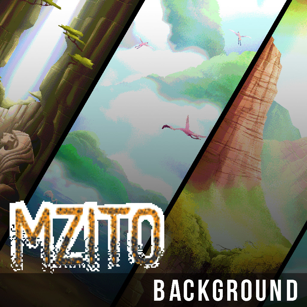 Mzito - Background Set 01