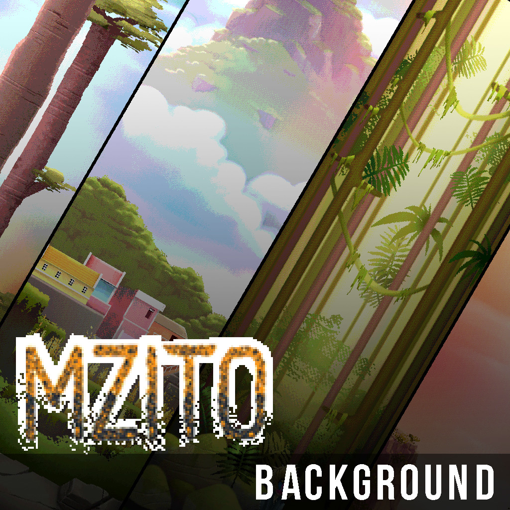 Mzito - Background Set 02
