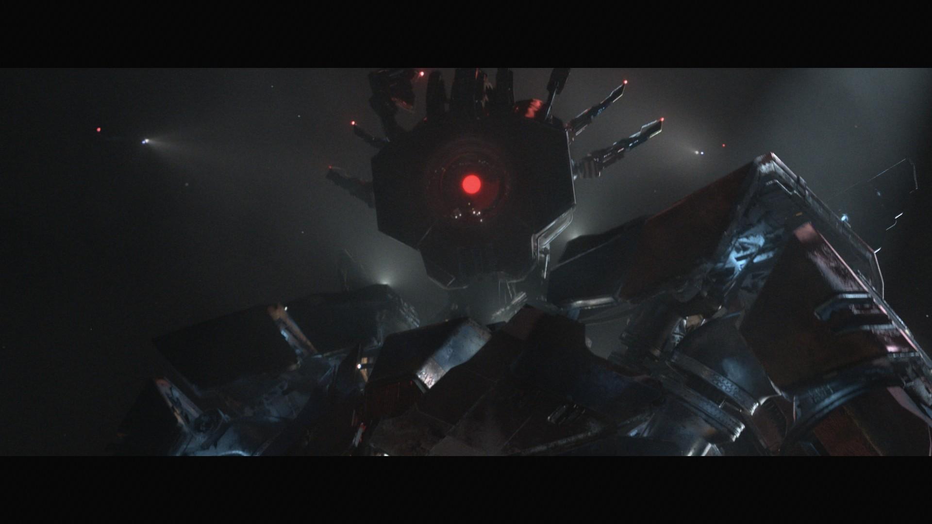 Colossal Giant Robot