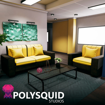 Poly squid office thumb
