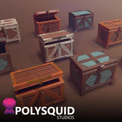 Poly squid chestt