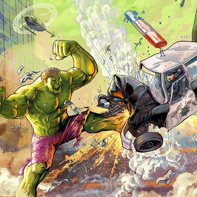 Serge fiedos 09 hulk smashing caprice sergentfido by serge fiedos