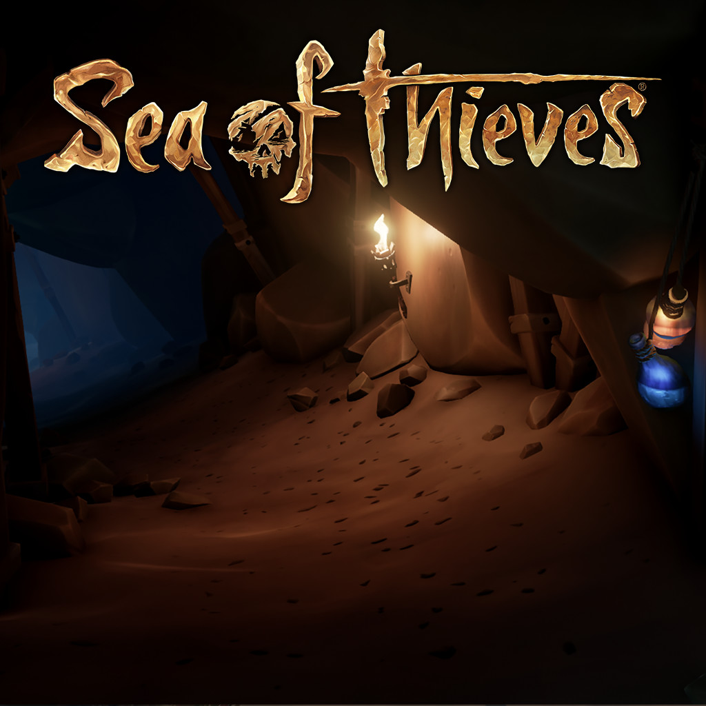 Sea of Thieves- Caves