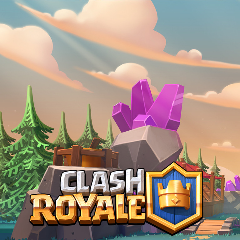 Clash Royale: Spell Valley