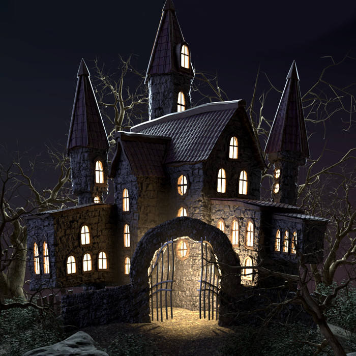 Monster Mystery Mansion