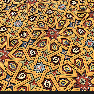 Muhammx sohail anwar ornament moorish 000
