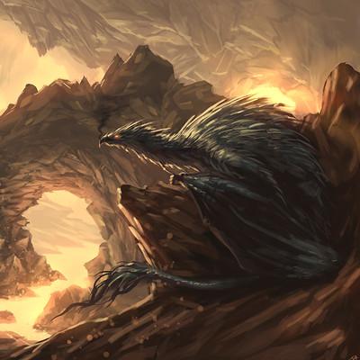Eben schumacher fire dragon no border jpeg