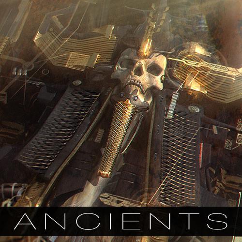 Ancients: demigod corpse