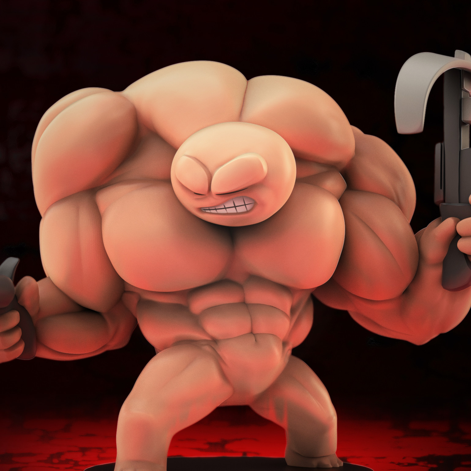 Nuclear Throne: Steroids