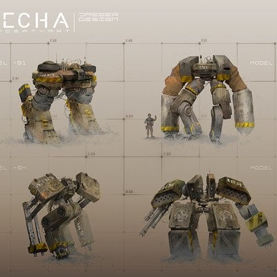 Jaeger Concept Design