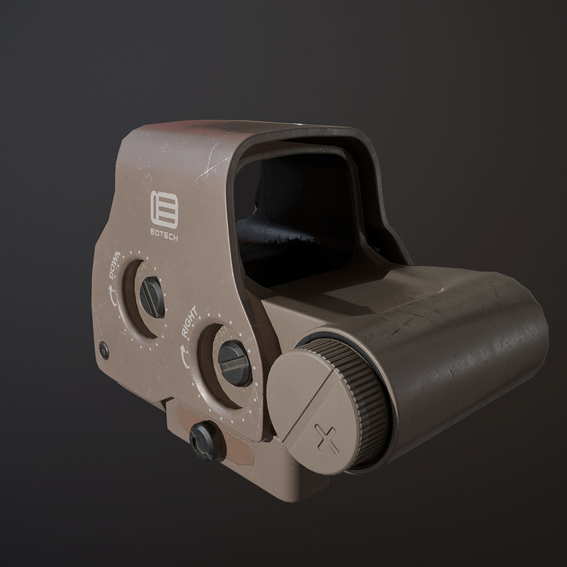 EOTech EXPS-3-2 Holographic