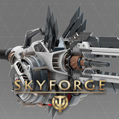 Skyforge weapons