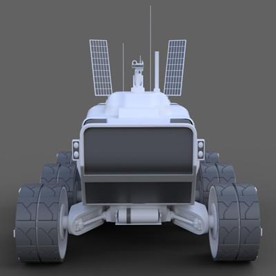 Mars Rover - R2-40