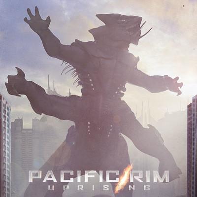 Pacific Rim Uprising - Early MegaKaiju