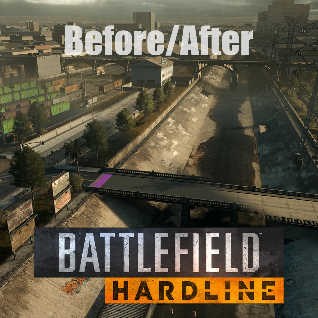 Derailed - Before & After