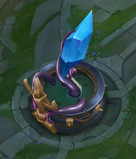 Riot Creative Contest - Inhibitor (Tentacle)
