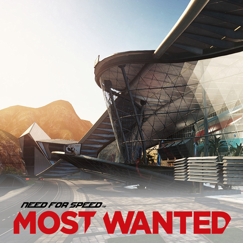 NFS: Most Wanted - Terminal Velocity DLC