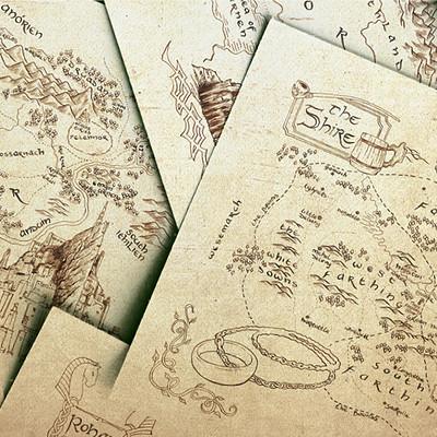 Giuseppe de iure maps cover