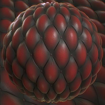 Ben rhodes sofa leather thumbnail