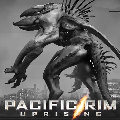 Pacific Rim Uprising - MegaKaiju concepts