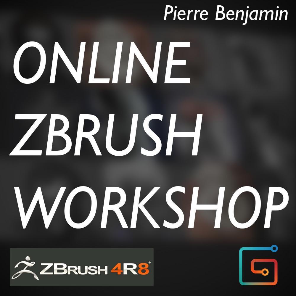 Online ZBrush workshop - Summer 2018