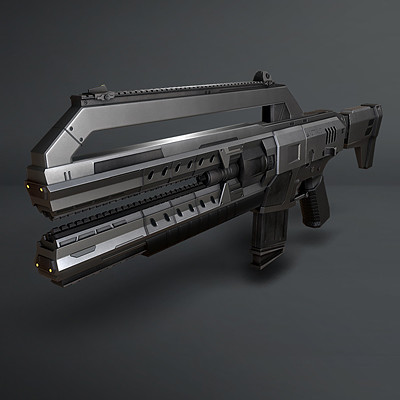 Marcelo m prado rifle avatar