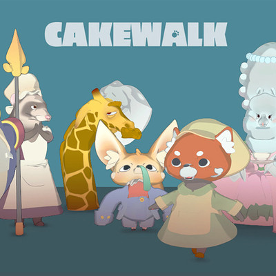 Emil lindfors cakewalk