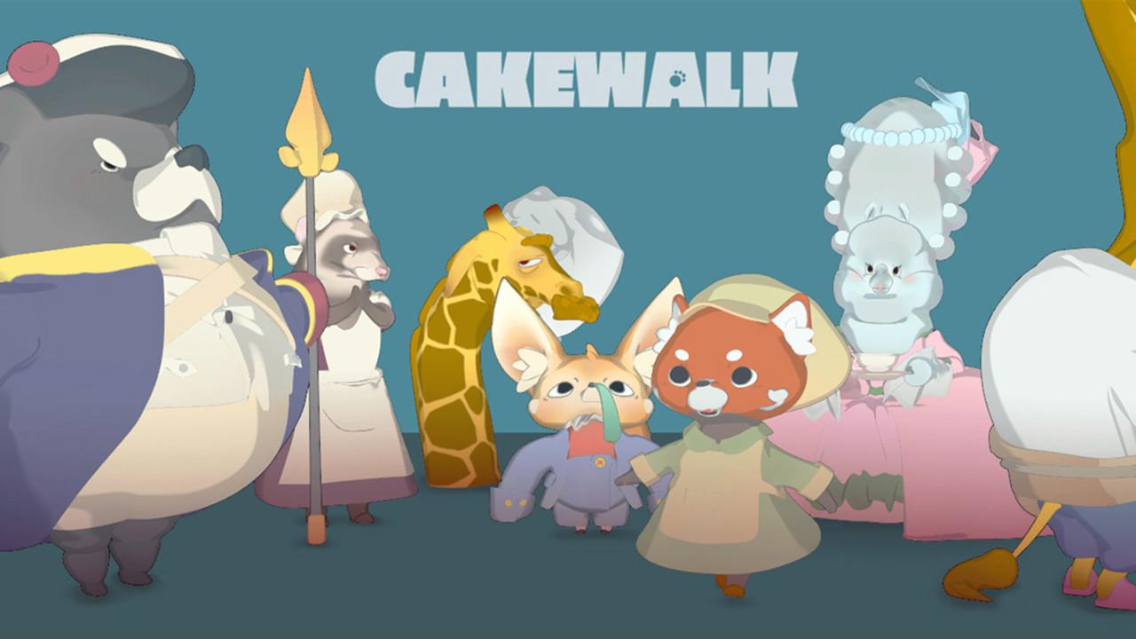 Cakewalk - TGA Student Game