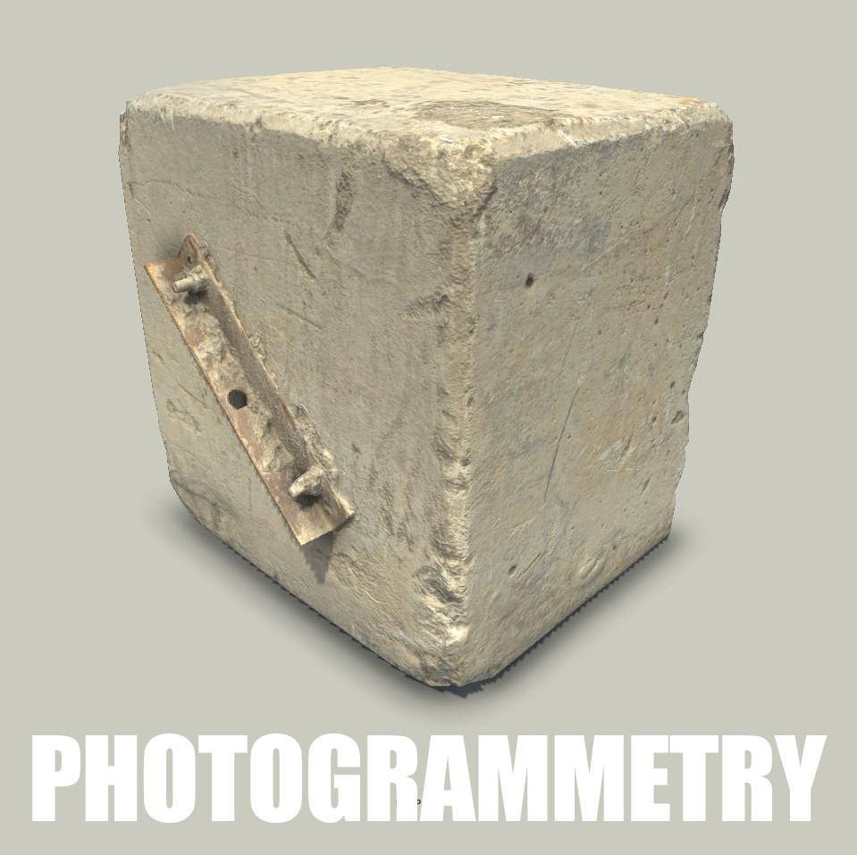 Photogrammetry Exploration