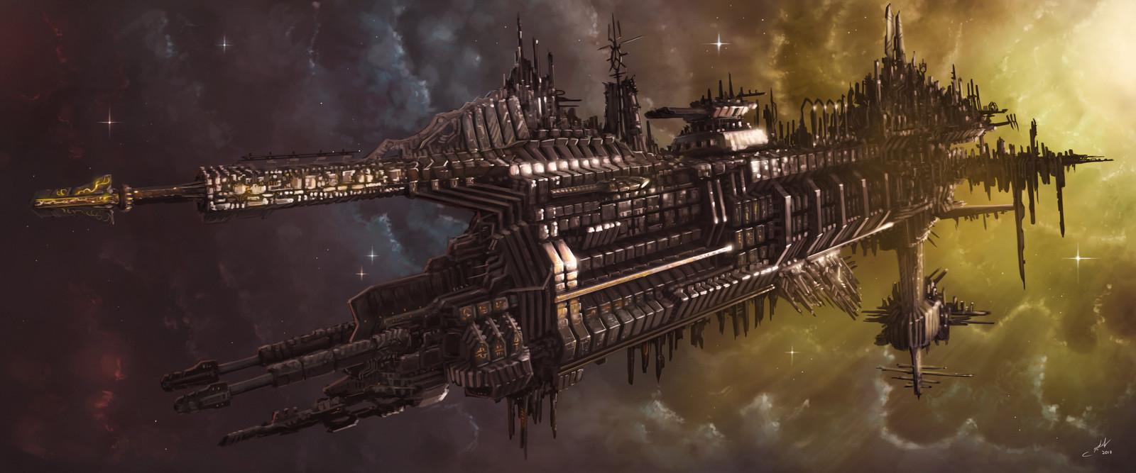 Epic Spaceship
