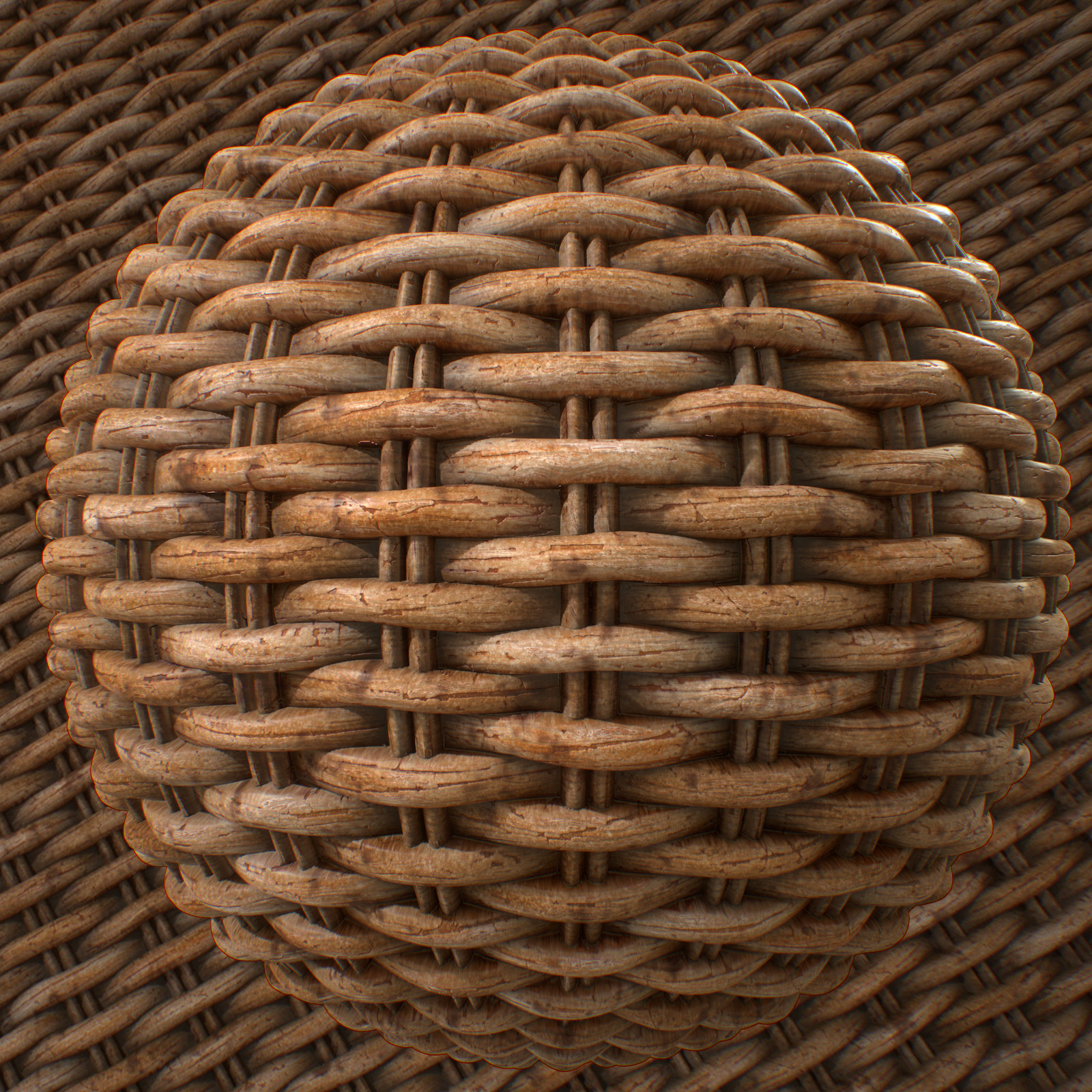 Wicker - Substance Designer