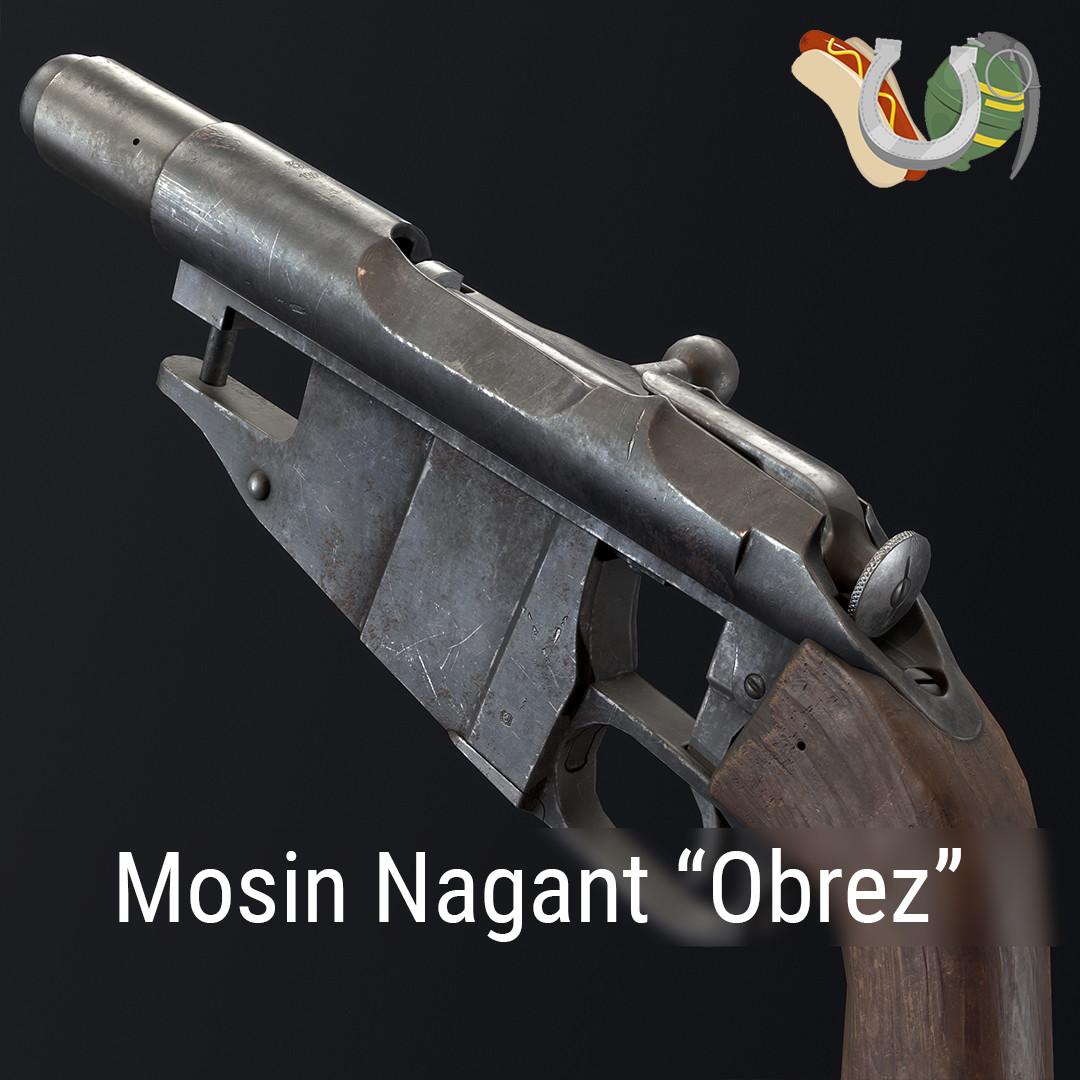 "Mosin Nagant ""Obrez"""