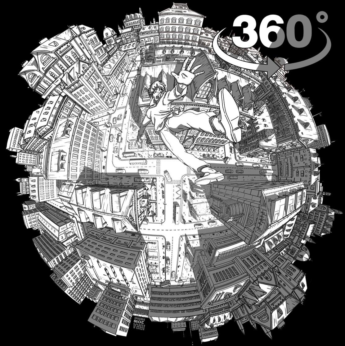 Disorientation 360