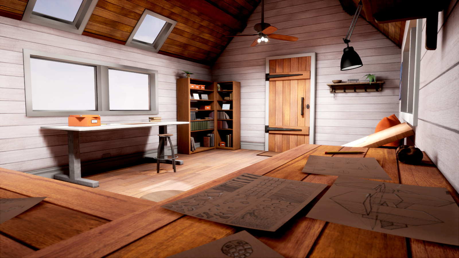 Dream Studio - Architectural Visualisation